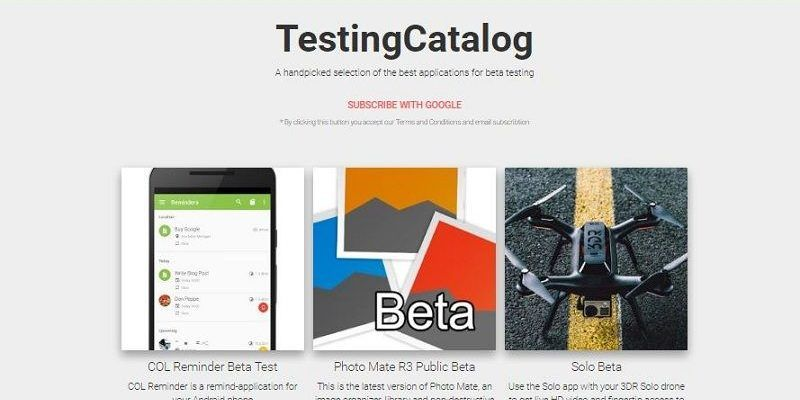 Testing-Catalog-Apps-Beta-Google-Play