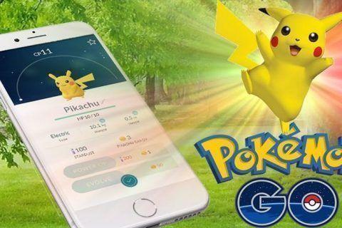 Guía-Pokémon-Go-Cómo-Atrapar-a-PikachuAl-Inicio-del-Juego