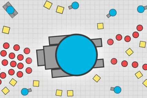 Juego-Android-Diep.io