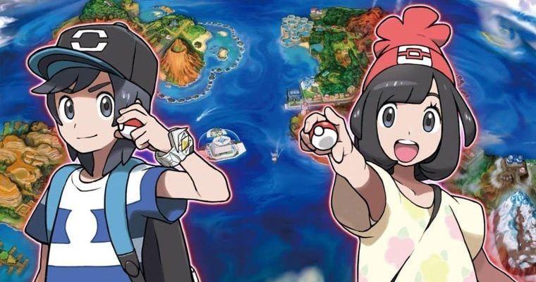 Guía Pokémon Sol y Luna - Cómo Intercambiarcon Otros Jugadores