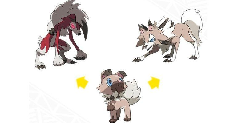 Guía Pokémon Sol y Luna Dónde Encontrar a Rockruff