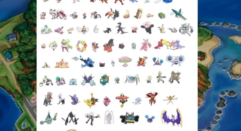 Guía-Pokémon-Sol-y-Luna-Los-5-Pokémon-más-Fuertes
