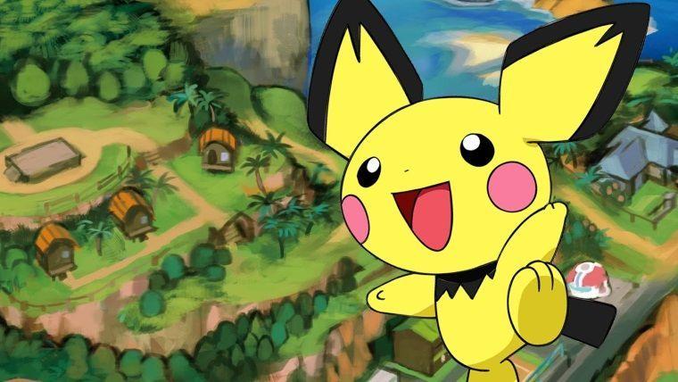 Guía Pokémon Sol y la Luna Cómo Evolucionar a Pichu