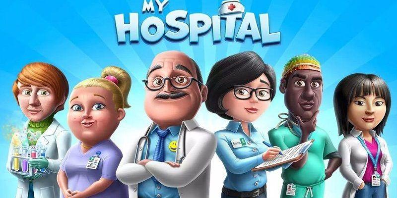 Descargar gratis My Hospital por Cherrypick Games