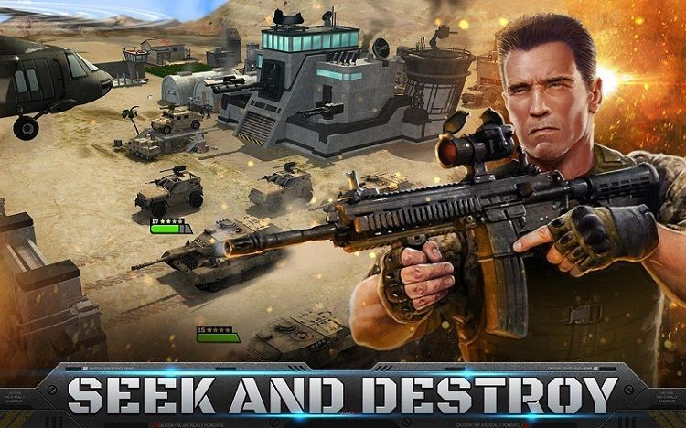 Mobile-Strike-Juego-Android-Apps