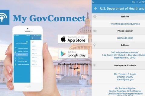 My GovConnect App