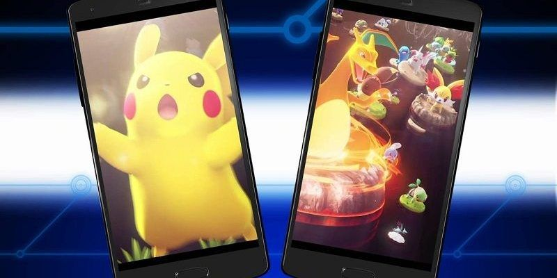 Pokémon Duel Lista de Todos los Pokémon