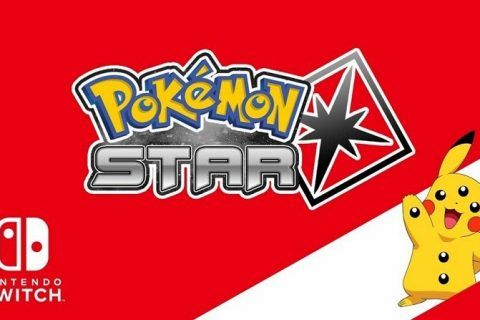 Pokémon Stars 2017 Nintendo Switch
