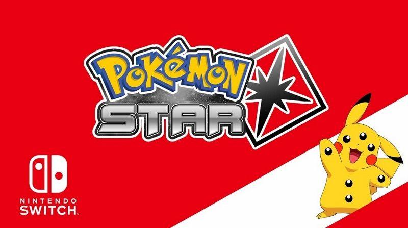 Pokémon Stars 2017 Nintendo Switch