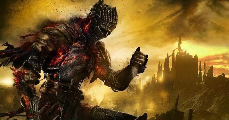 Actualización de Dark Souls 3