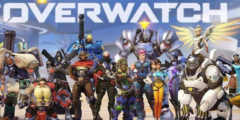 Actualización de Overwatch