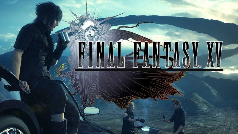 Final Fantasy 15 parche update Actualización 1.09