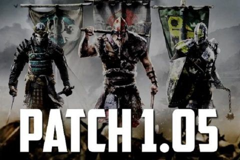 For Honor Actualización y Parche 1.05