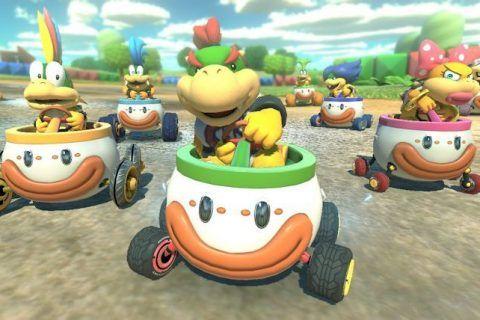 Guía Mario Kart 8 Deluxe: Cómo Desbloquear más Piezas de Vehículos