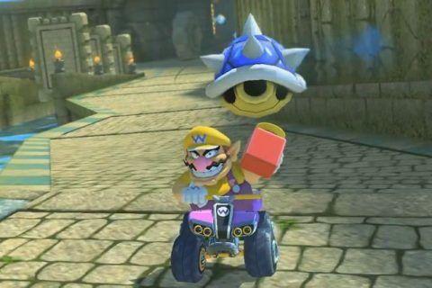 Guía Mario Kart 8 Deluxe: Cómo Evitar los Blue Shells