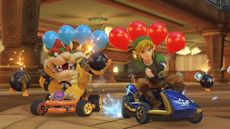 Mario Kart 8 Deluxe 2
