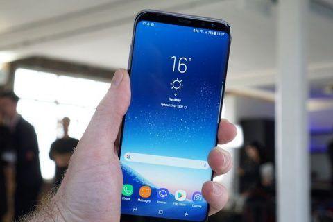 Acelerar el Galaxy S8
