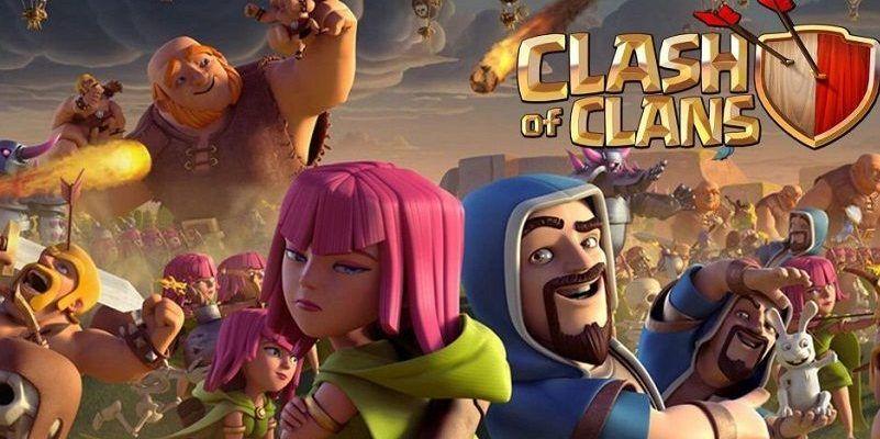 Clash of Clans nueva actualización