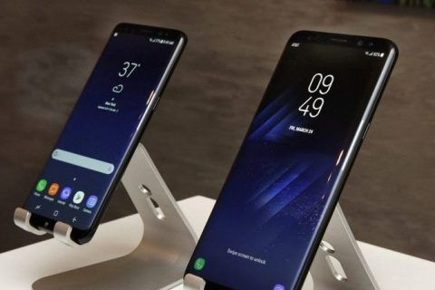 Galaxy S8 y Galaxy S8 Plus