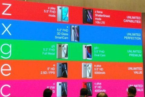 Moto X regresa en la fila de Motorola 2017