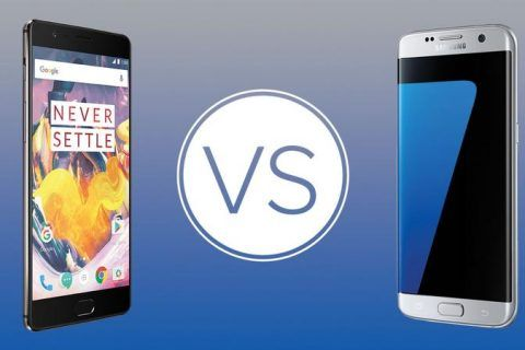 OnePlus 5 Supera al Samsung Galaxy S8
