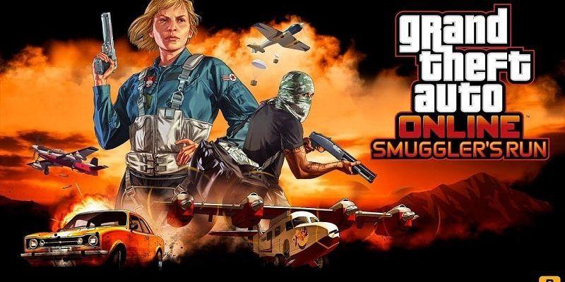 Actualización GTA Online Smuggler's Run