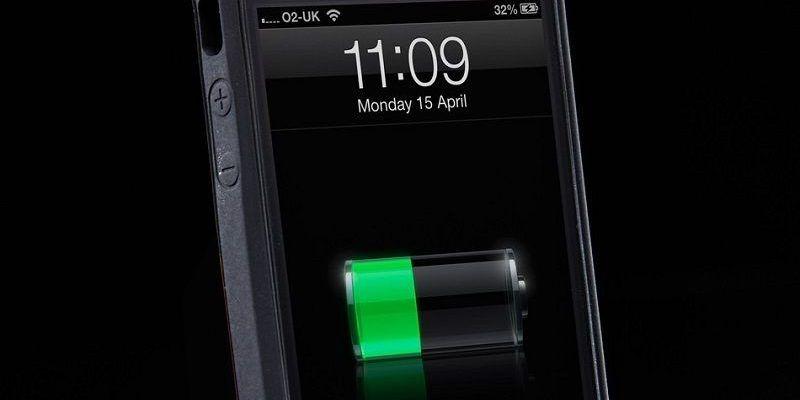 Ahorrar Batería iPhone iOS