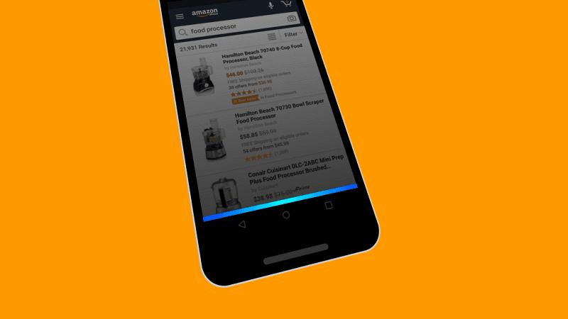 Alexa Llega a la App de Amazon en Android