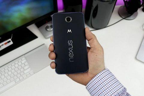Android 7.1.1 finalmente reanuda su lanzamiento al Nexus 6