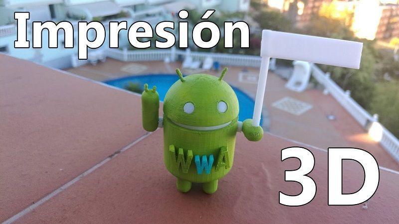 Apps de Impresión 3D Android