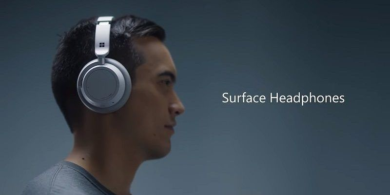 Auriculares Surface