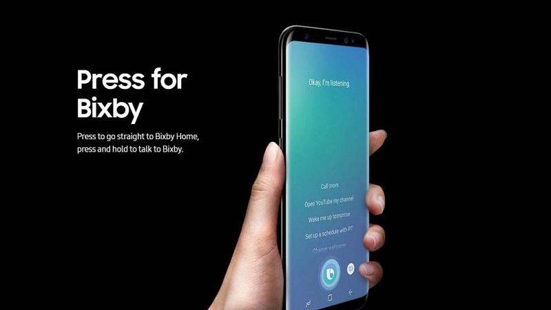 Bixby de Samsung