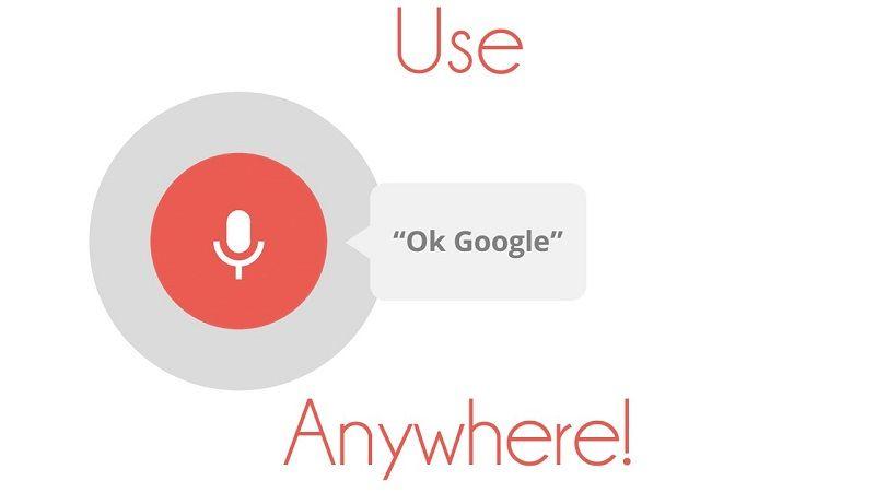Comandos OK, Google