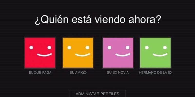 Cuenta de Netflix