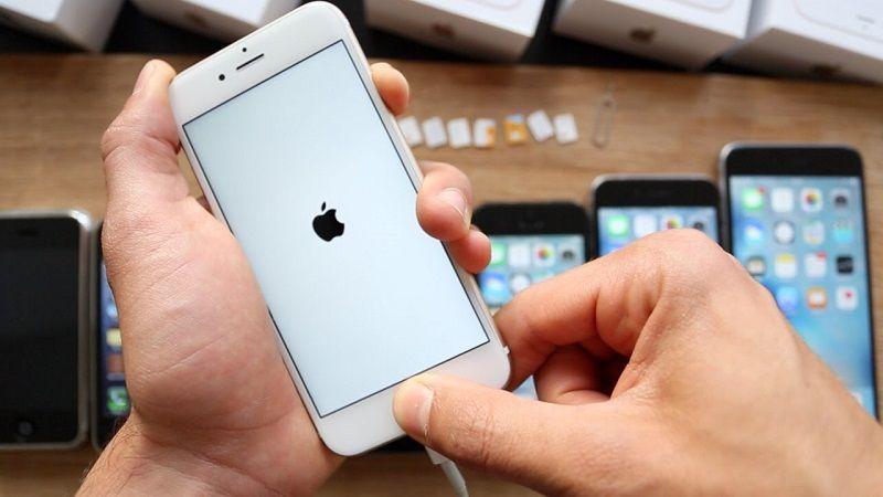 Desbloquear el iPhone