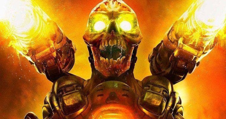 Doom en Nintendo Switch