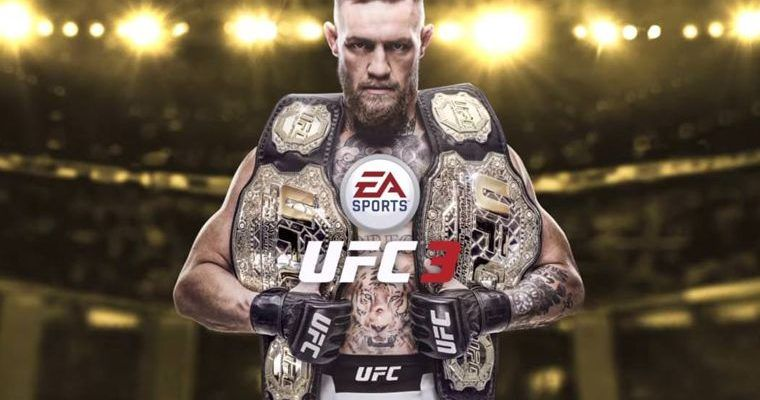EA Sports UFC 3 Anunciado Para PS4 y Xbox One