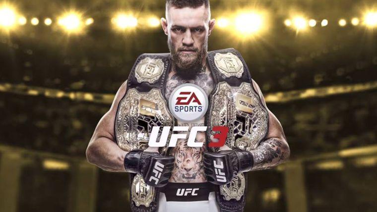 EA Sports UFC 3 Anunciado Para PS4 y Xbox One