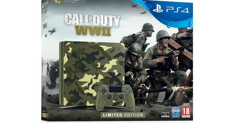 Edición Limitada de Call of Duty