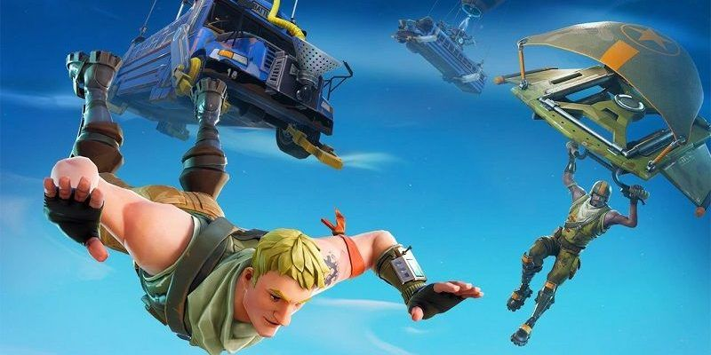 Fortnite Playground LTM