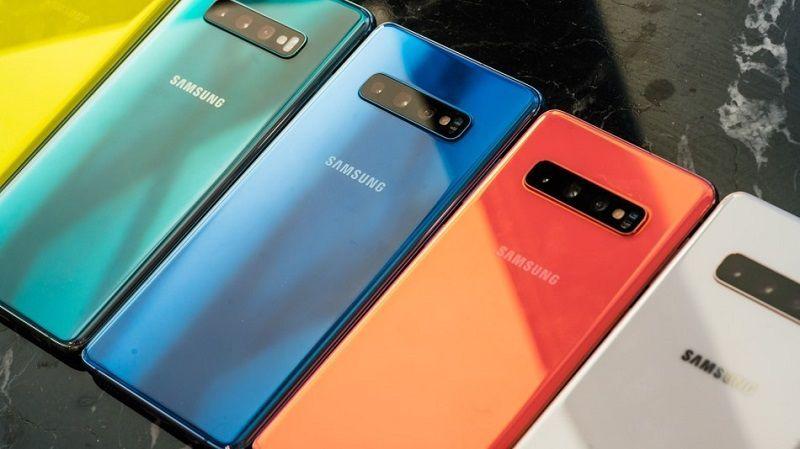 Galaxy S10 y S10+