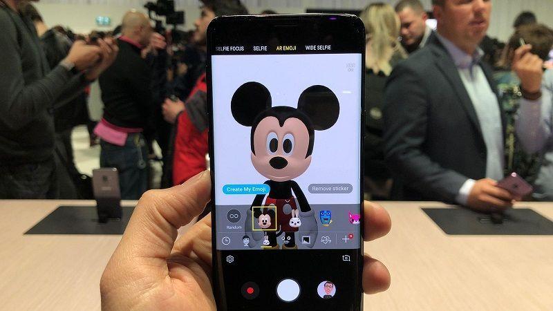 Samsung Galaxy S9 Plus, un vistazo al futuro