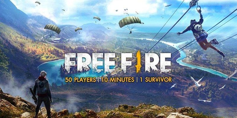 Garena Free Fire Battlegrounds