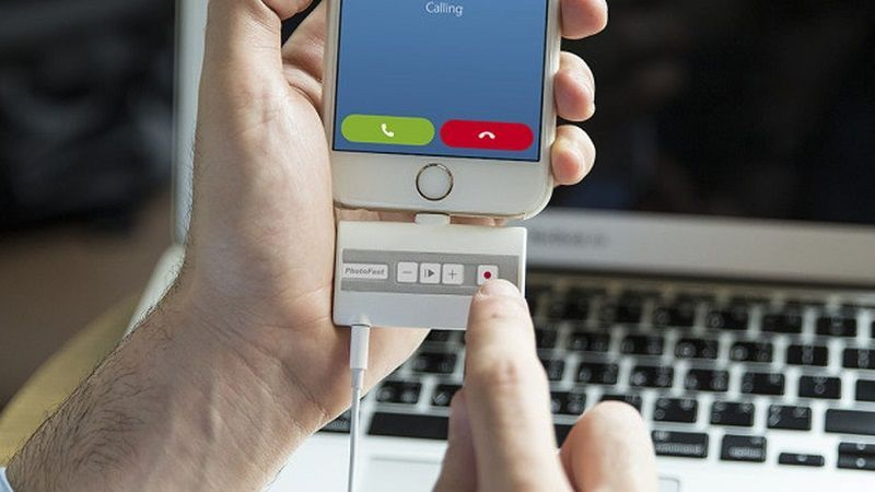 Grabar una Llamada Telefónica en iPhone