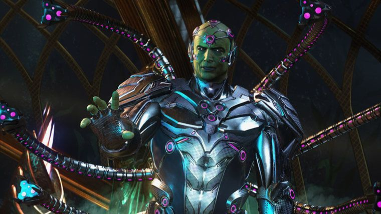 Guía de Injustice 2: Cómo desbloquear a Brainiac