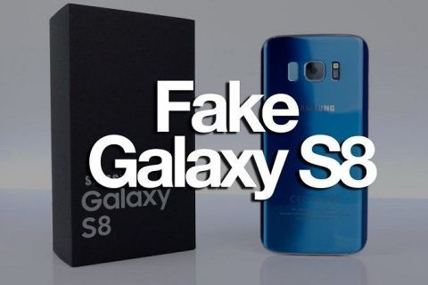 Imitación del Samsung Galaxy S8