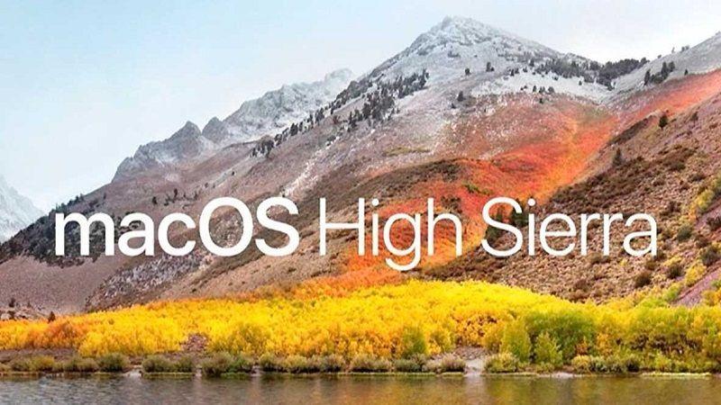 Inicios de Sesión MacOS High Sierra