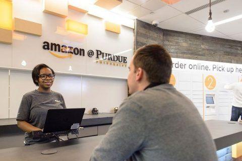 Instant Pickup de Amazon