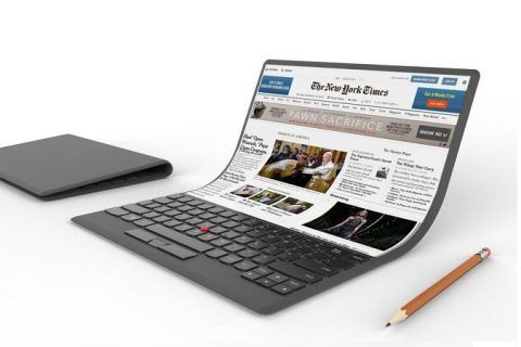 Lenovo New flexible Laptop