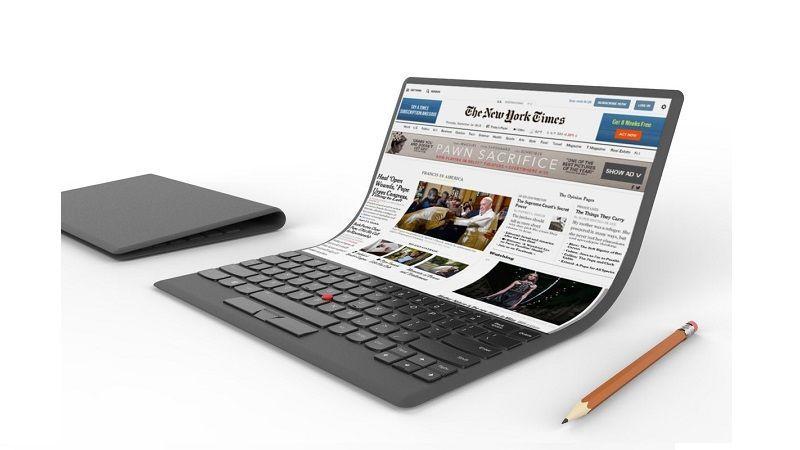 Lenovo New flexible Laptop